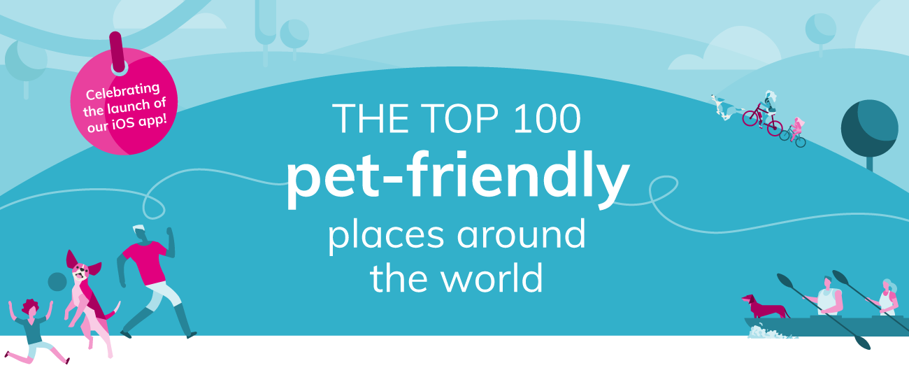 Top 100 Pet Friendly Places | TrustedHousesitters com